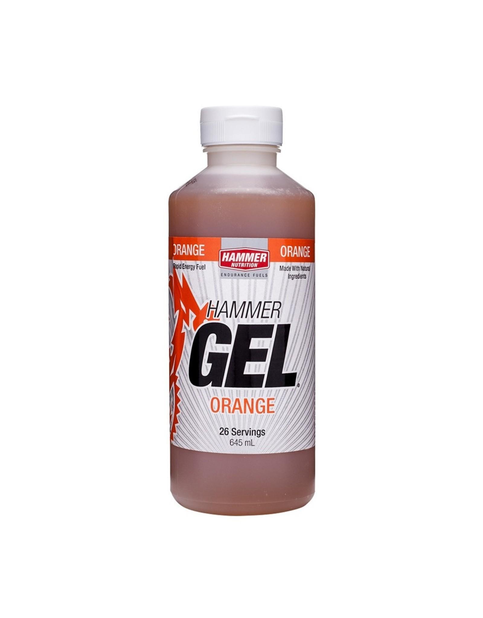 Hammer Nutrition Hammer Gel: Orange 20oz