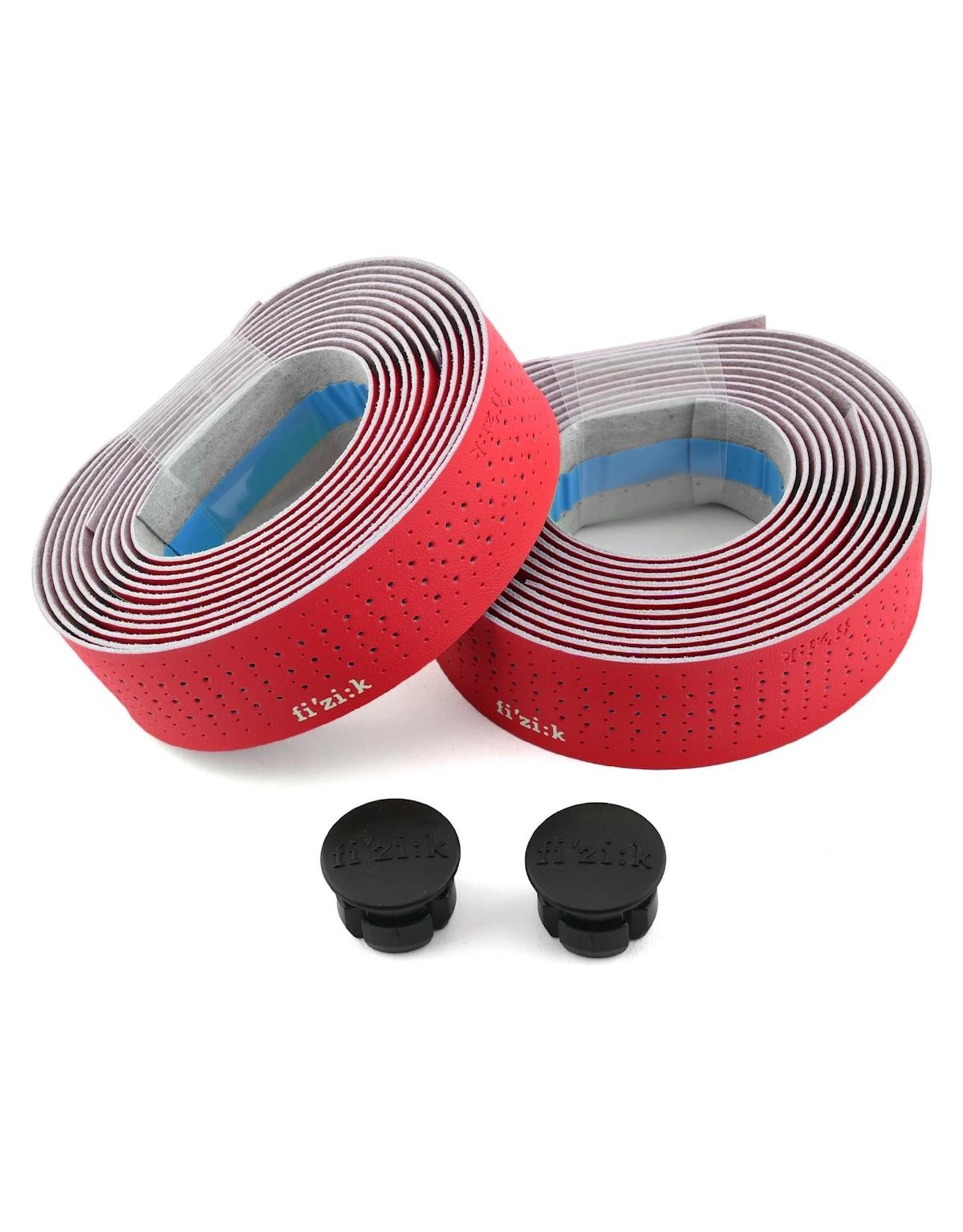 Fizik Fizik Tempo Microtex Classic Handlebar Tape - Red