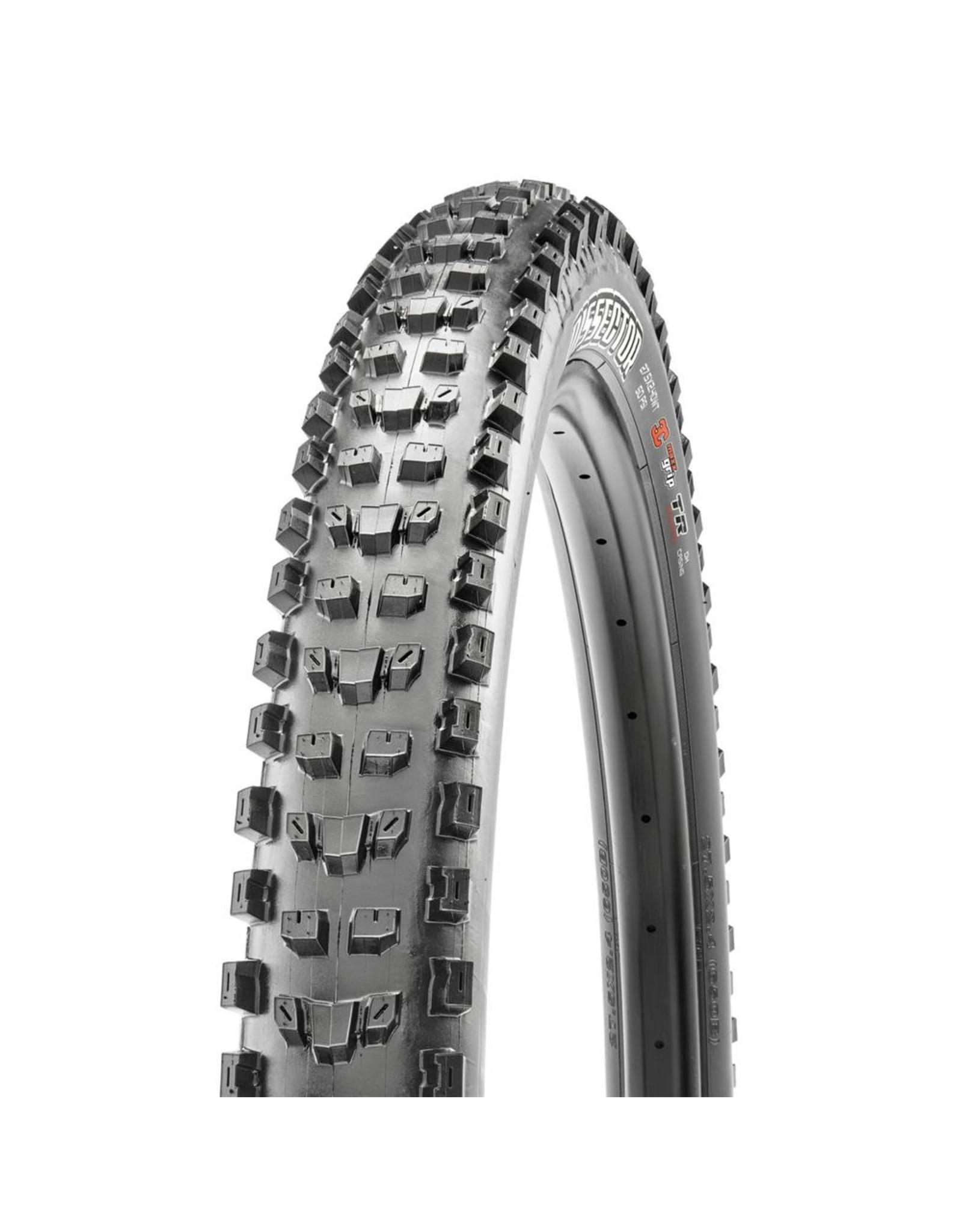 """Maxxis Maxxis Dissector Tire, 27.5 x 2.4"""" 3CG/TR/WT/DD"""
