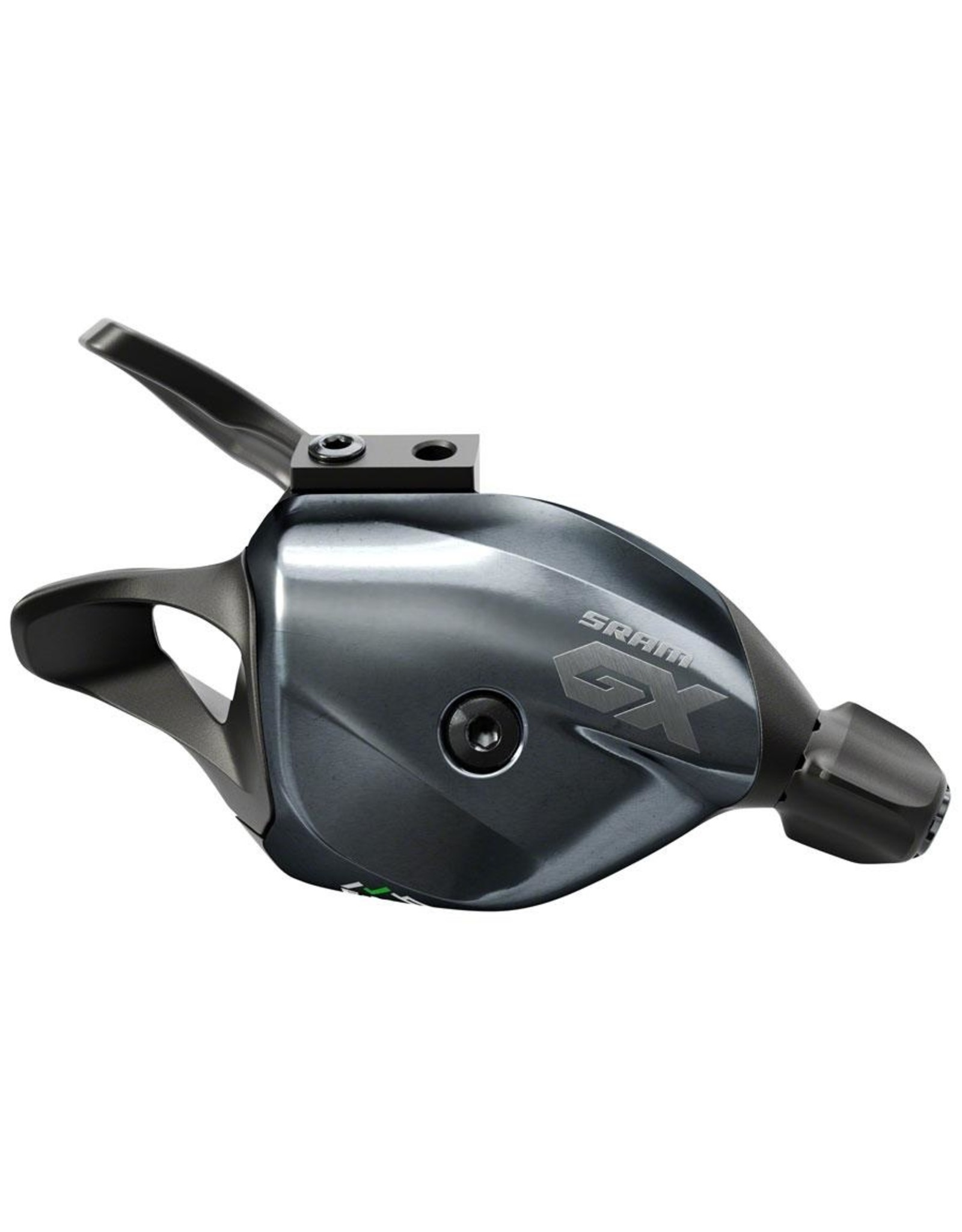 SRAM SRAM GX Eagle Trigger Shifter - Rear, 12-Speed, Discrete Clamp, Lunar