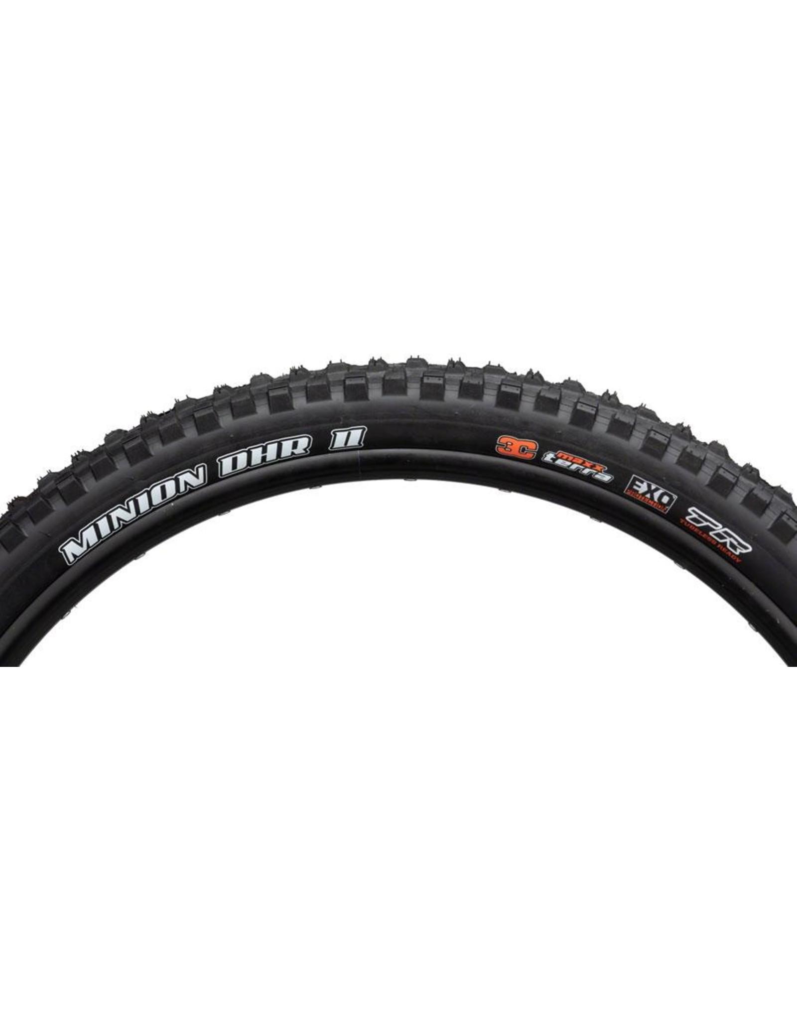 """Maxxis Maxxis Minion DHR 2 Tire, 27.5 x 2.4"""" 3CT/TR/WT/DD"""