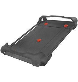 Delta Delta Smart Phone Holder, Bar/Stem Cap Mount - Black
