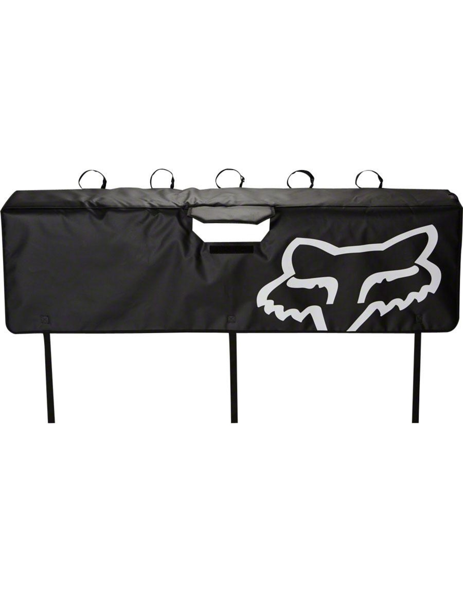 Fox Racing Fox Racing Tailgate Cover: Black Large