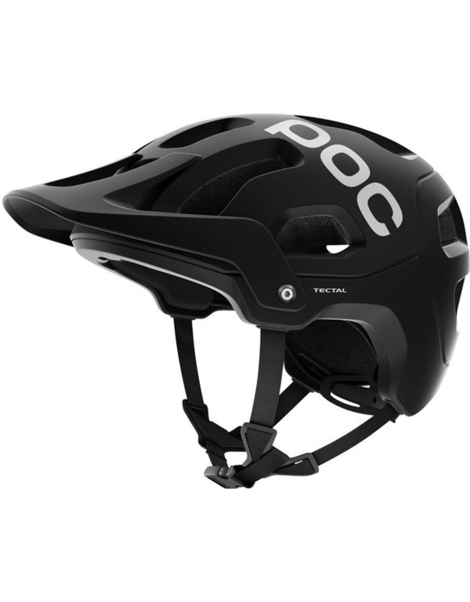 POC POC Tectal Helmet - Uranium Black, Medium/Large