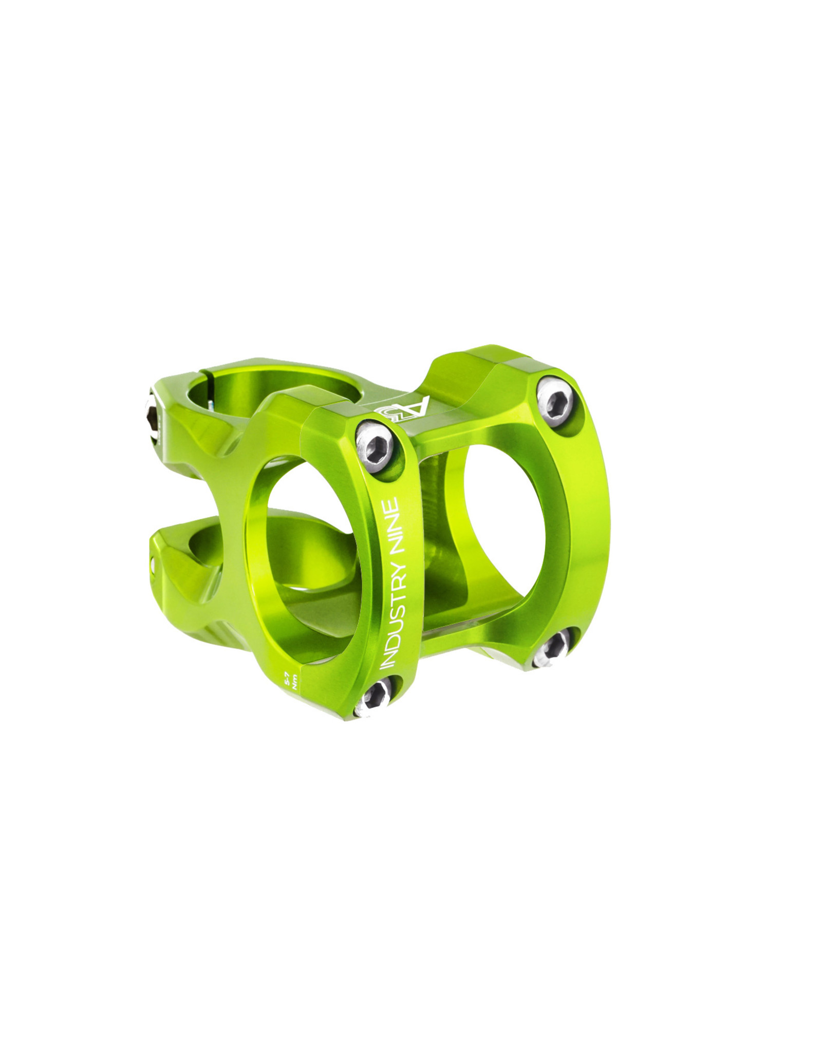 Industry Nine A35 Stem, (35.0) 50mm - Lime