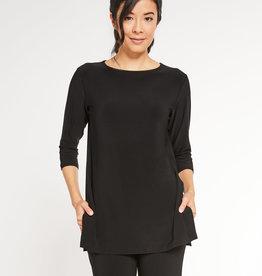 Sympli In Stock Nu Ideal Tunic *3/4 Sleeve