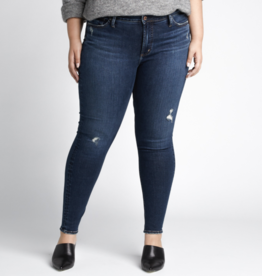 Silver Jeans Co Most Wanted Skinny Size 14-20