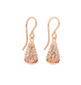 Hillberg & Berk Sparkle Drop Earrings