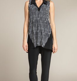 Sympli In Stock 2020 Sleeveless Bob Top, Pattern - In Stock 2020