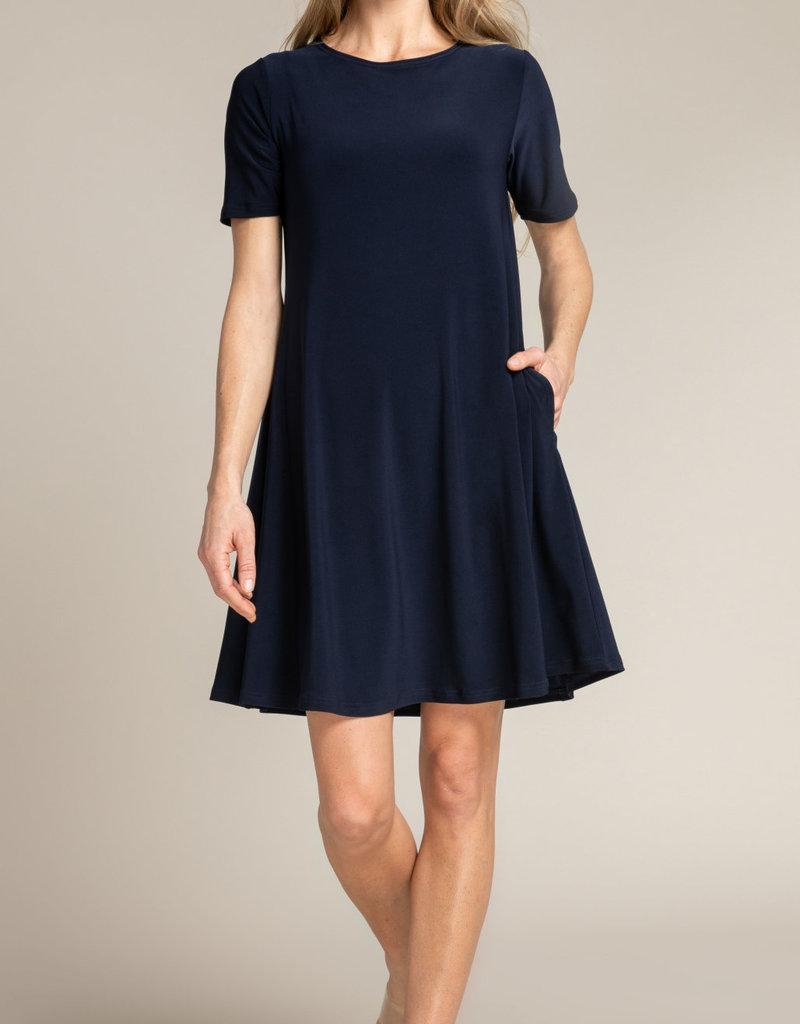 Sympli In Stock 2020 Trapeze Dress Short - In Stock 2020