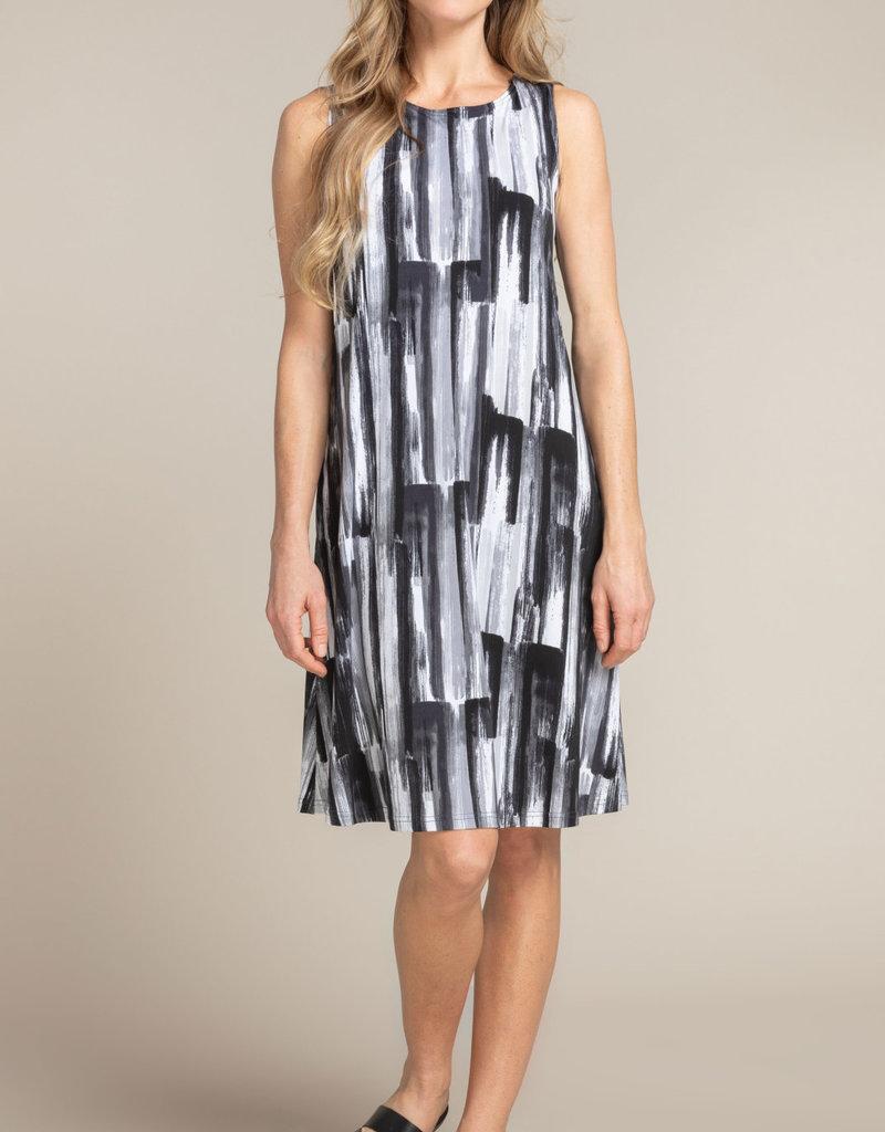 Sympli In Stock 2020 Sleeveless Trapeze Dress Short - In Stock 2020