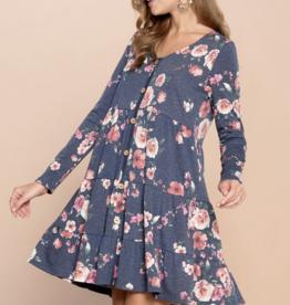 Boho Babydoll Dress