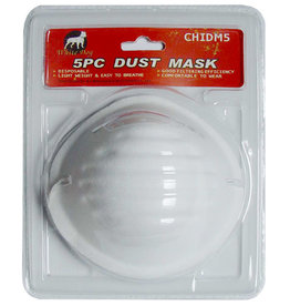 Dust Mask Blister Pack, 5 Piece