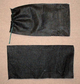 "Gravel / Rock Bag, Black, SZ. 14.5"" x 26"""
