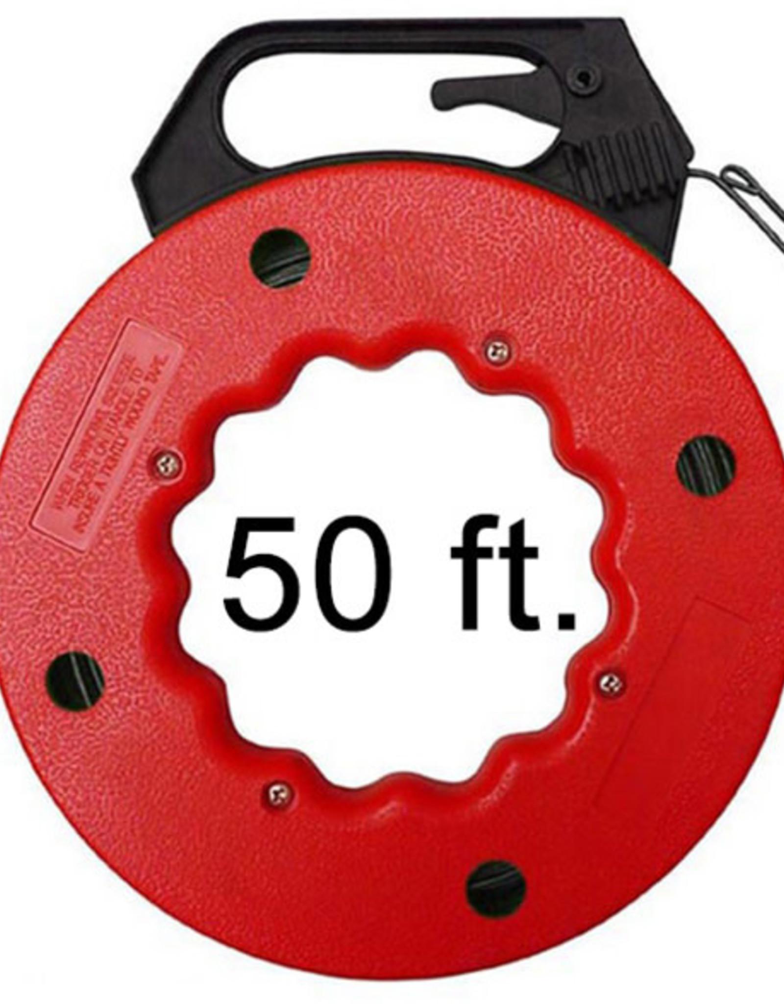 Fish Tape, 50' Length