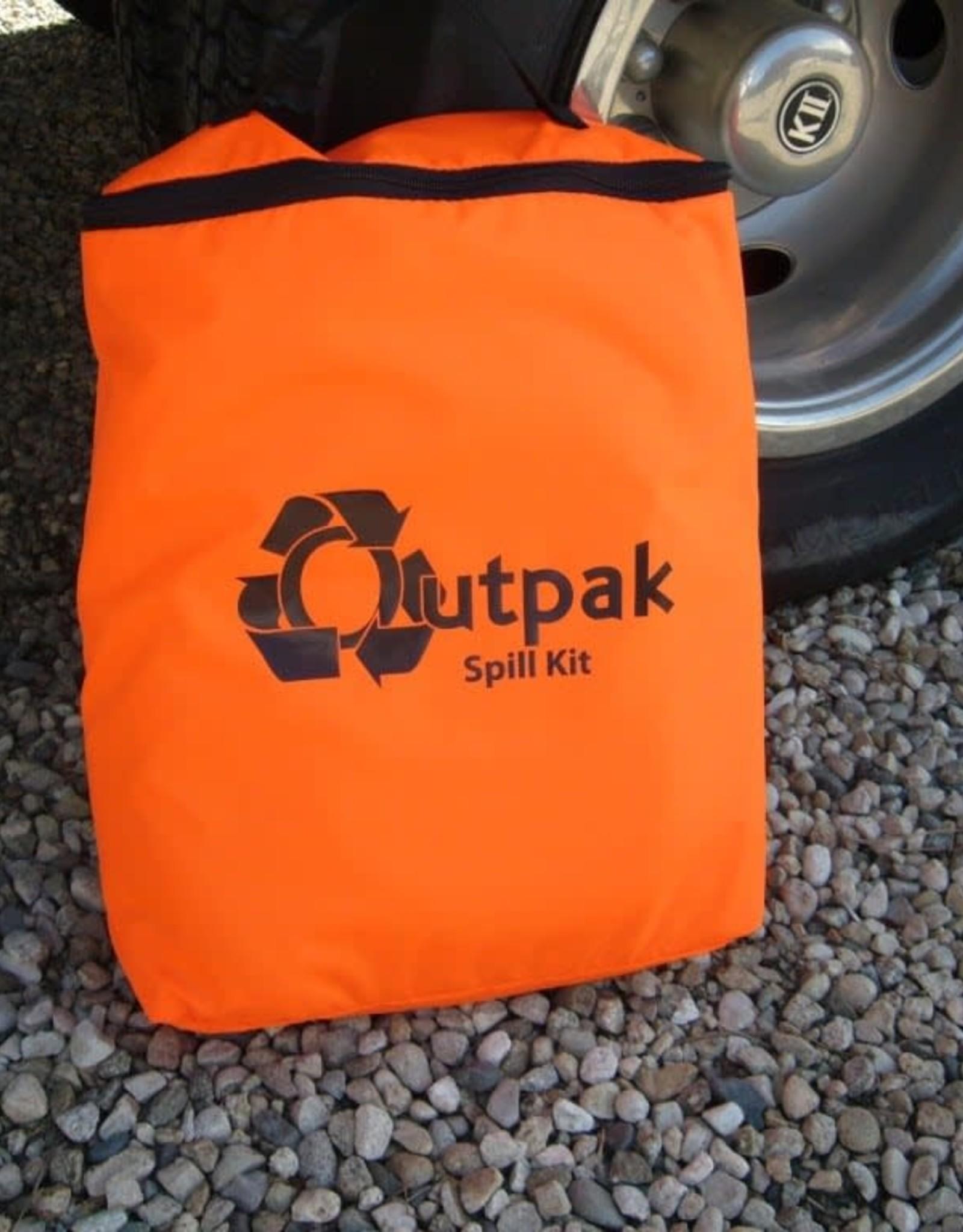 Outpak 5 Gallon & 25 Gallon Spill Kits