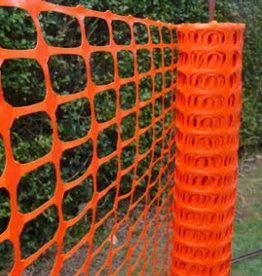 Safety Fence, LM Light Weight, SZ. 4' x100'