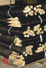 Silt Fence w/ pre-attached wood stakes, 50 & 70 gram