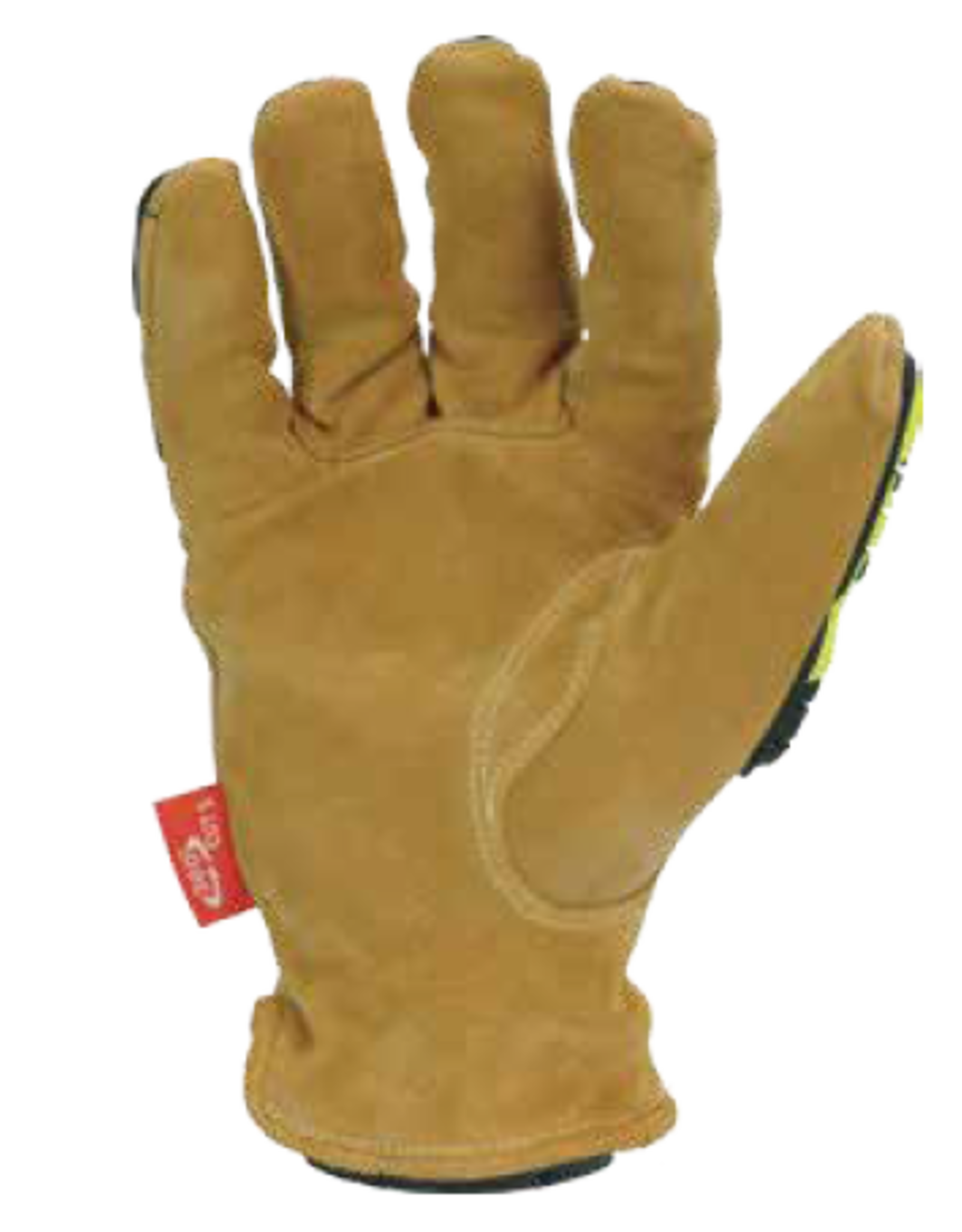Ironclad Limitless Leather Impact Gloves