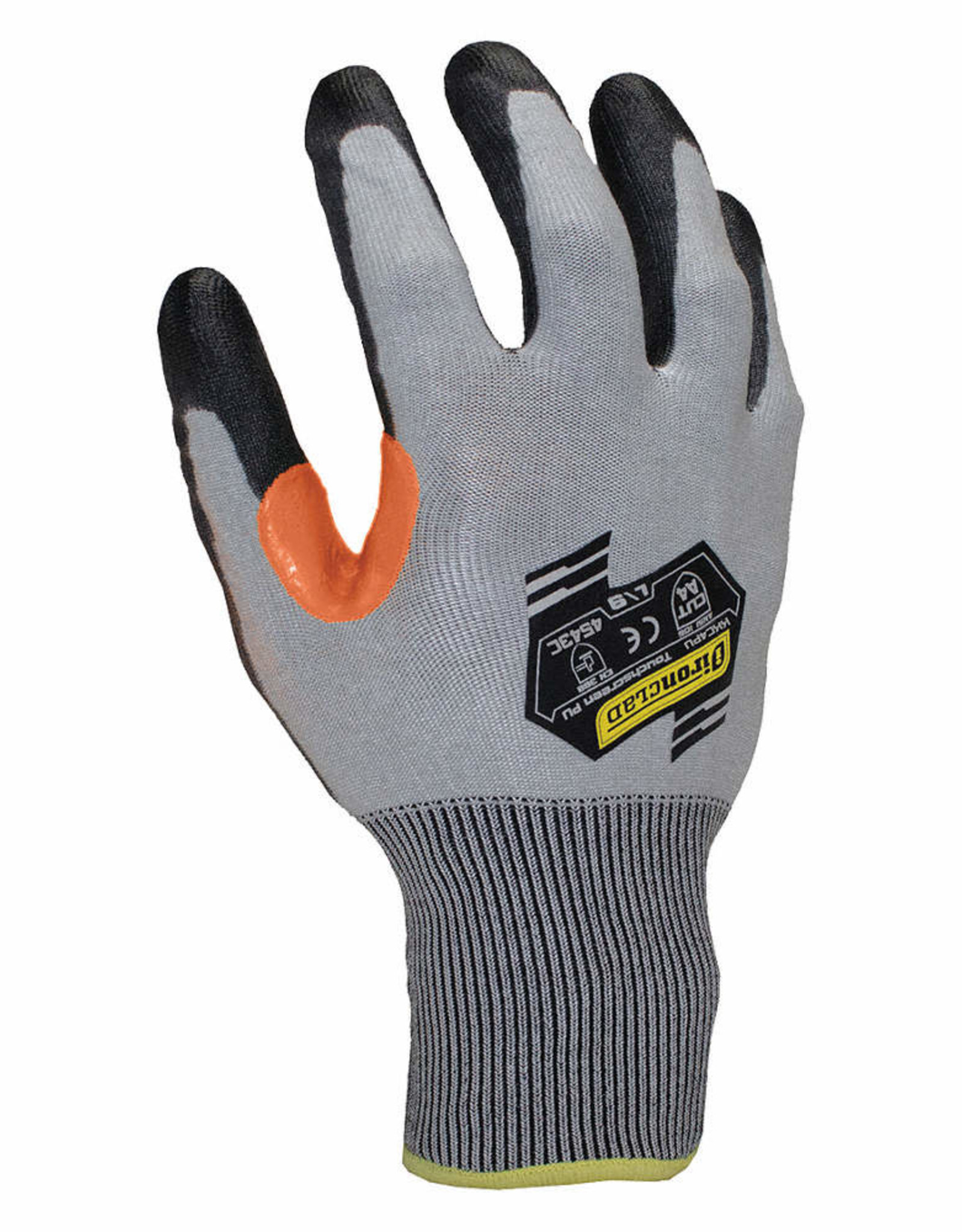 Cut Resistant Touchscreen Gloves, ANSI/ISEA