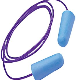 Gateway Gloplugz Tapered Earplugs, Corded, Individual