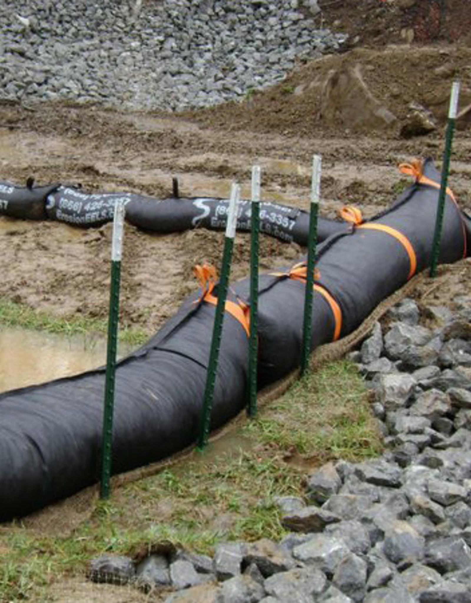 Erosion Eel Low Impact Erosion & Sediment Control Device