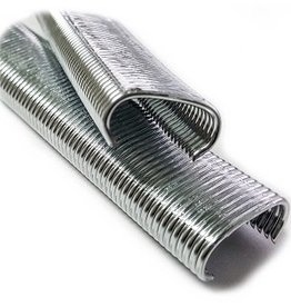 "ASC Hog C-Rings, SZ. 1/2"" Galvanized - Case of 10,000 Rings"