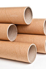 """Cardboard Shipping Tube, 3"""" x 37"""" x .375 Thickness"""