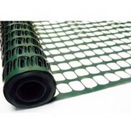 Safety Fence, 12lb. Green, Medium Weight
