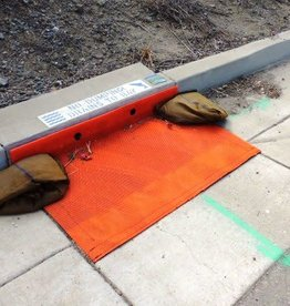 Combo Guard - Protection for Combination Curb & Grate Inlets