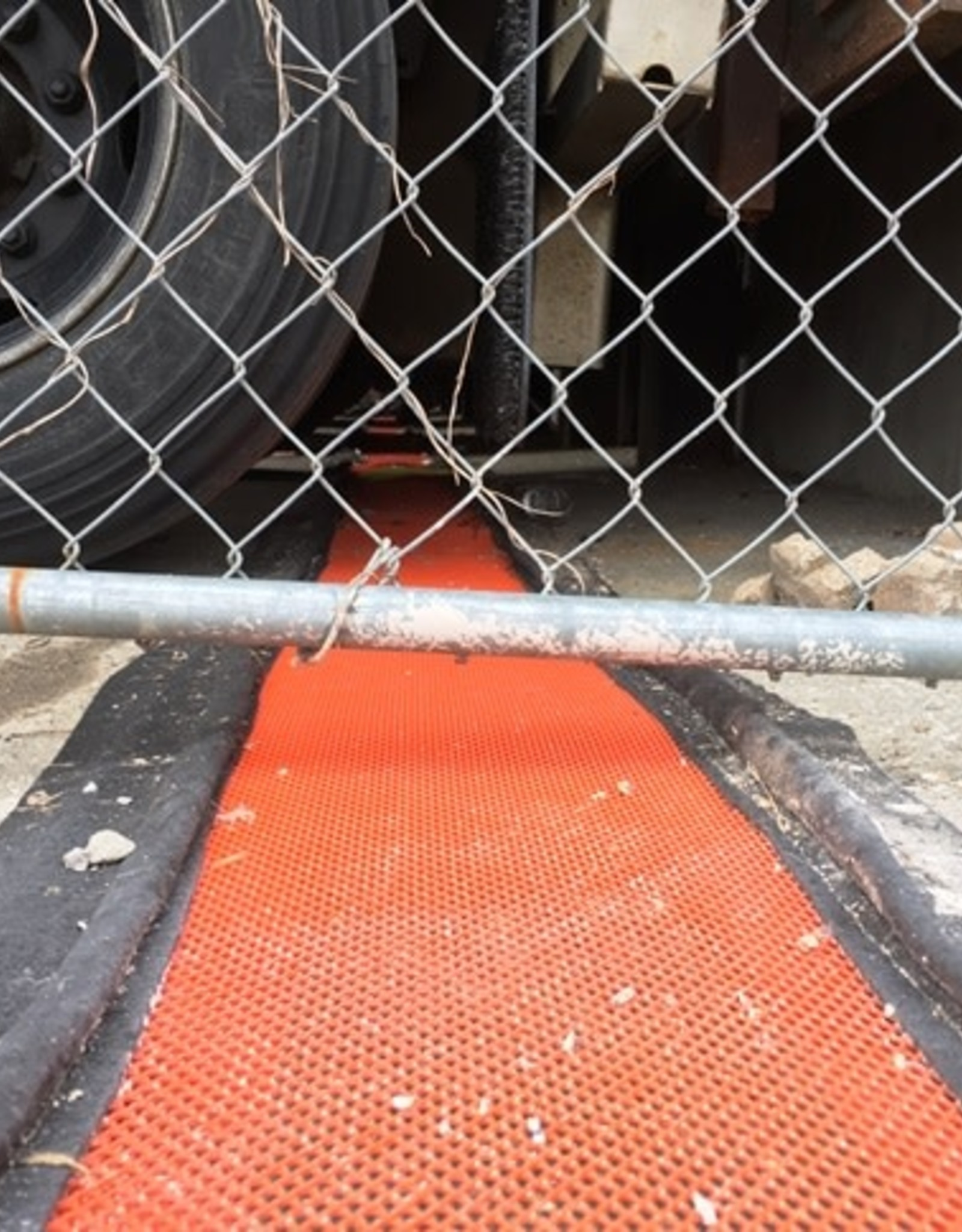 Protection for Slot or Trench Drains