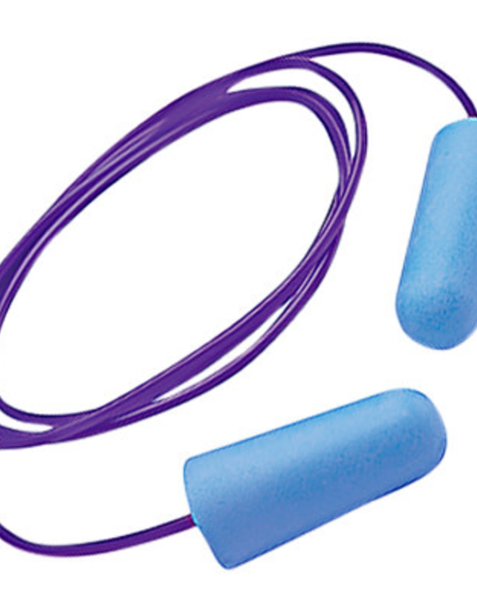 Gateway Gloplugz Tapered Earplugs, Corded, 100 ct. box