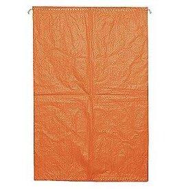 "500 Sand Bags,  Orange Woven Polypropylene, SZ. 14"" x 26"""