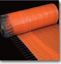 Orange Wire Back Silt Fence, SZ. 3' x 100'  14 gauge 70 gram, (4x4)