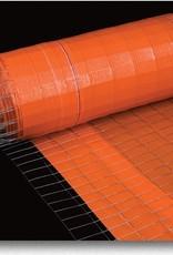 Orange Wire Back Silt Fence, SZ. 3' x 100'  14 gauge 70 gram, (4x4)