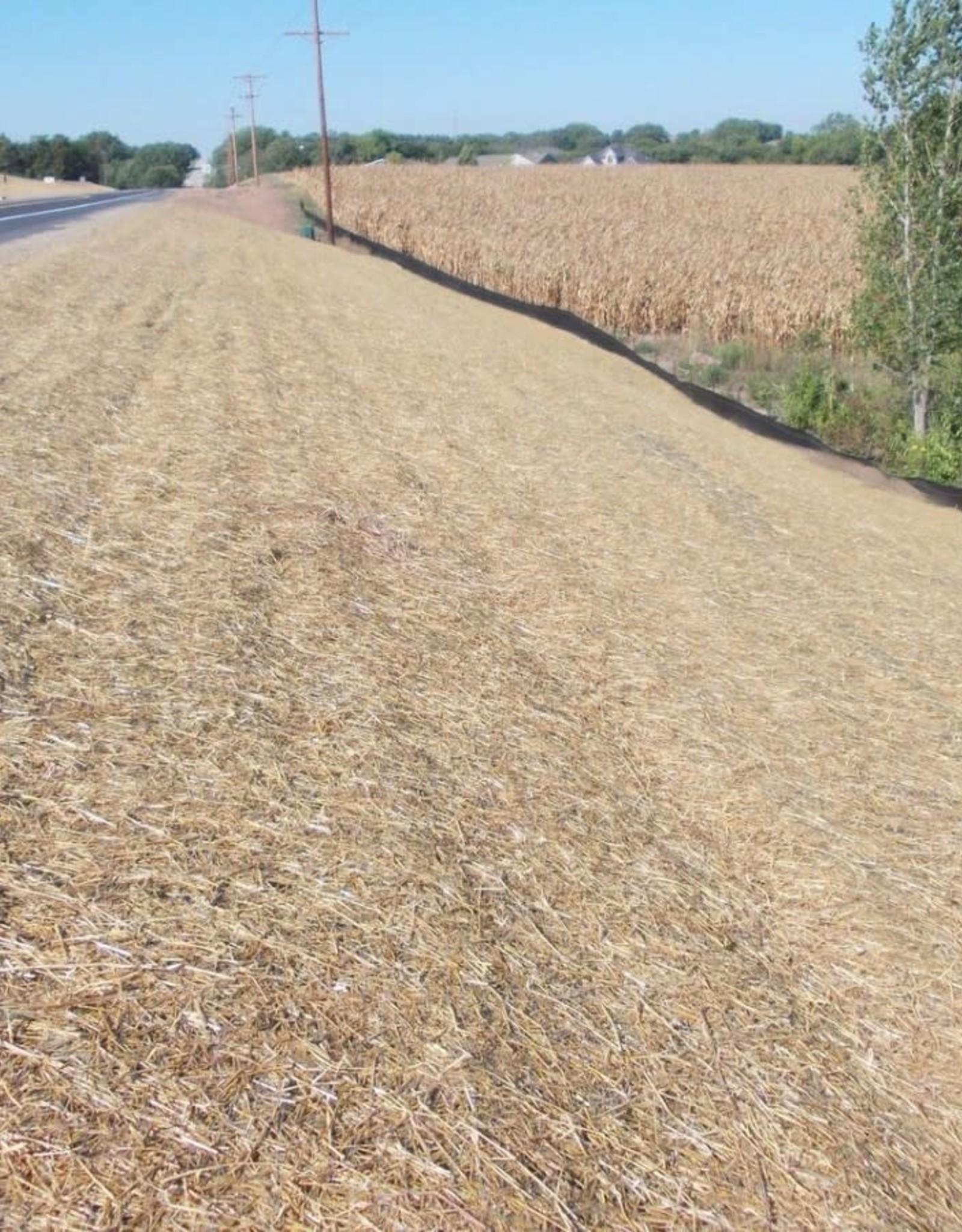 Erosion Blanket - US-1S Single Net Straw 8' x 112.5'