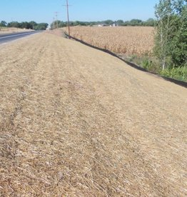 Erosion Blanket - US-1S Single Net Straw 8' x 112.5'