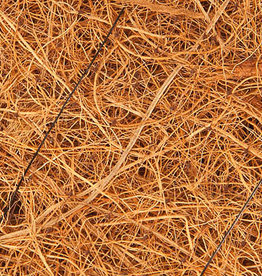 Double Net 100% Coconut, Natural, Biodegradable Erosion Control Blanket, SZ. 8' x 112.5'