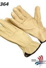 Seattle Cowhide Leather Driver Gloves, Per Dozen