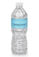84 Carton Pallet - True Clear Purified Bottled Water, 16.9 fl oz Bottles, 24/Cartons
