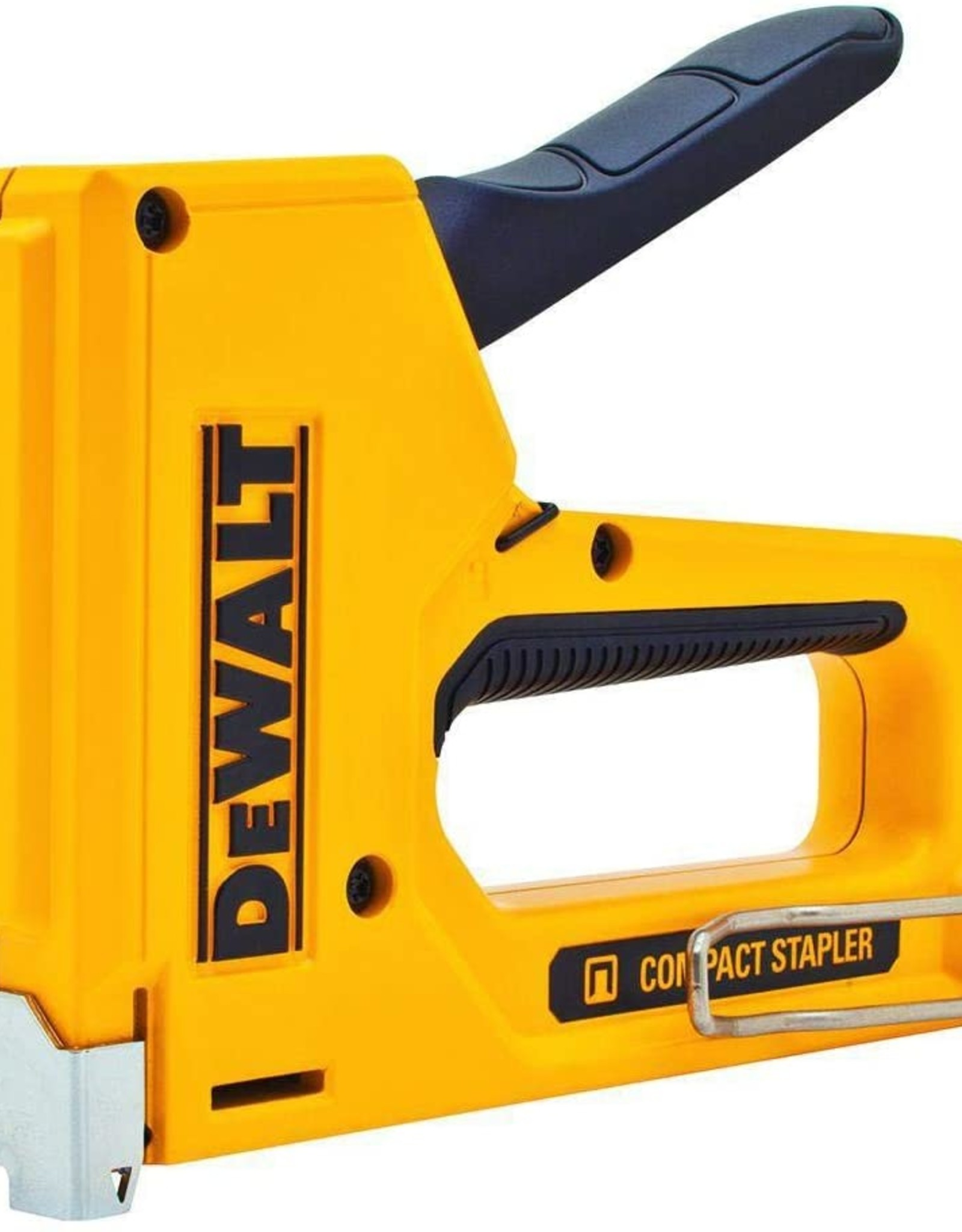 Dewalt Staple Gun, Manual, Heavy Duty, Narrow Crwn.
