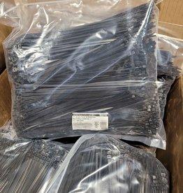 """Zip Ties,  75 lb. SZ. 11"""", 50#ts 1000 ct. bag - UV Resistant"""