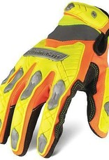 Ironclad Impact Resistant, Touchscreen Gloves, SZ.XL