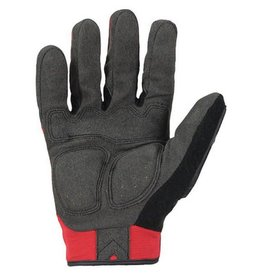 Ironclad 360 Work Gloves; Touch Screen, Conductive Palm & Fingers, Impact