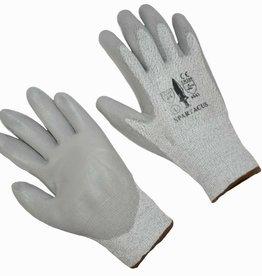 Spartacus Cut Resistant Gloves, Polyurethane Coated, SZ. XL