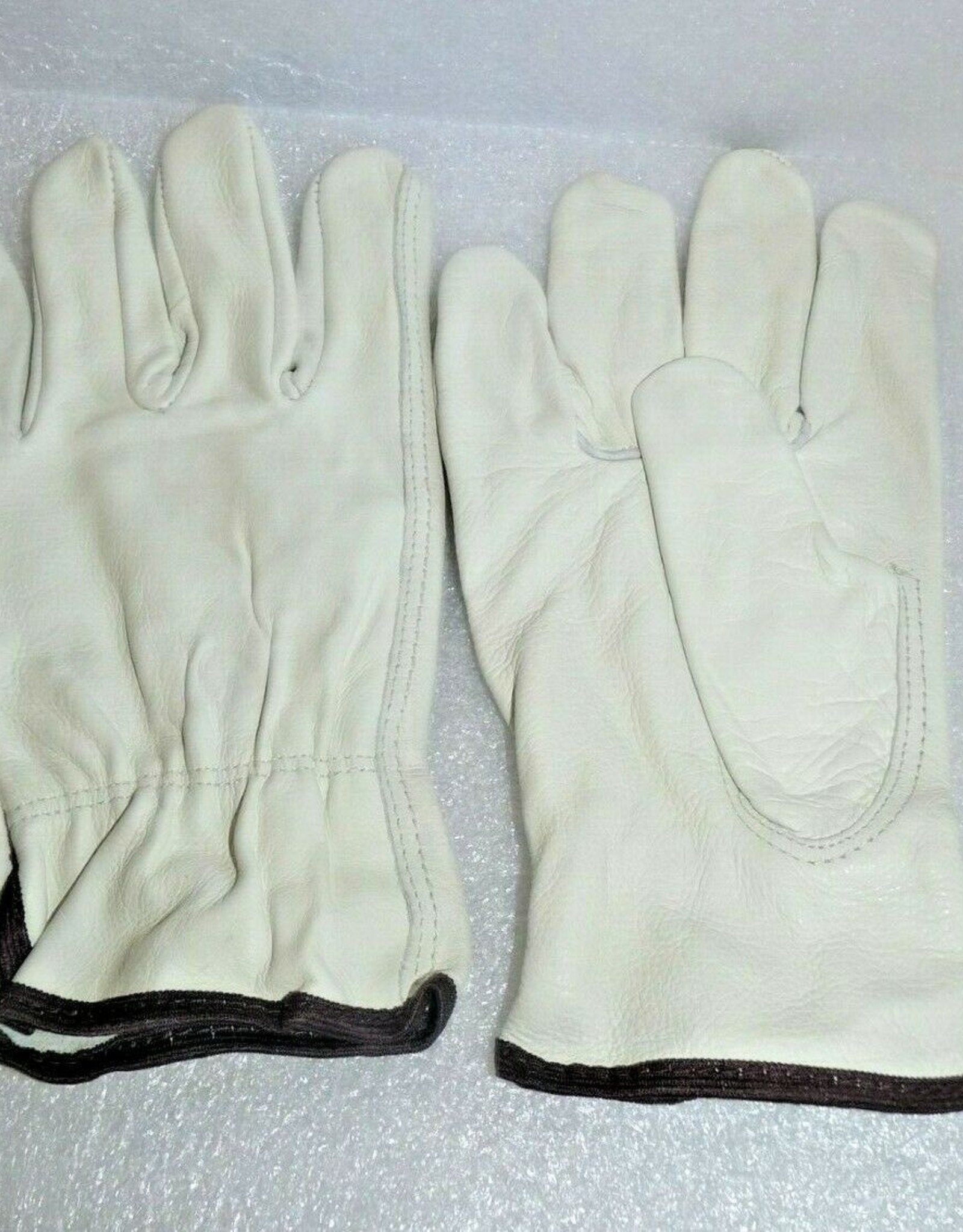 Seattle Full Grain Leather Driver Glove, SZ. X-Large