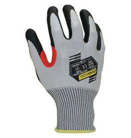 Ironclad Touchscreen Protective Foam Nitrile Gloves, SZ. L