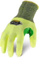 Ironclad Command A2 Cut-Resistant Hi-Vis Work Gloves, SZ. L