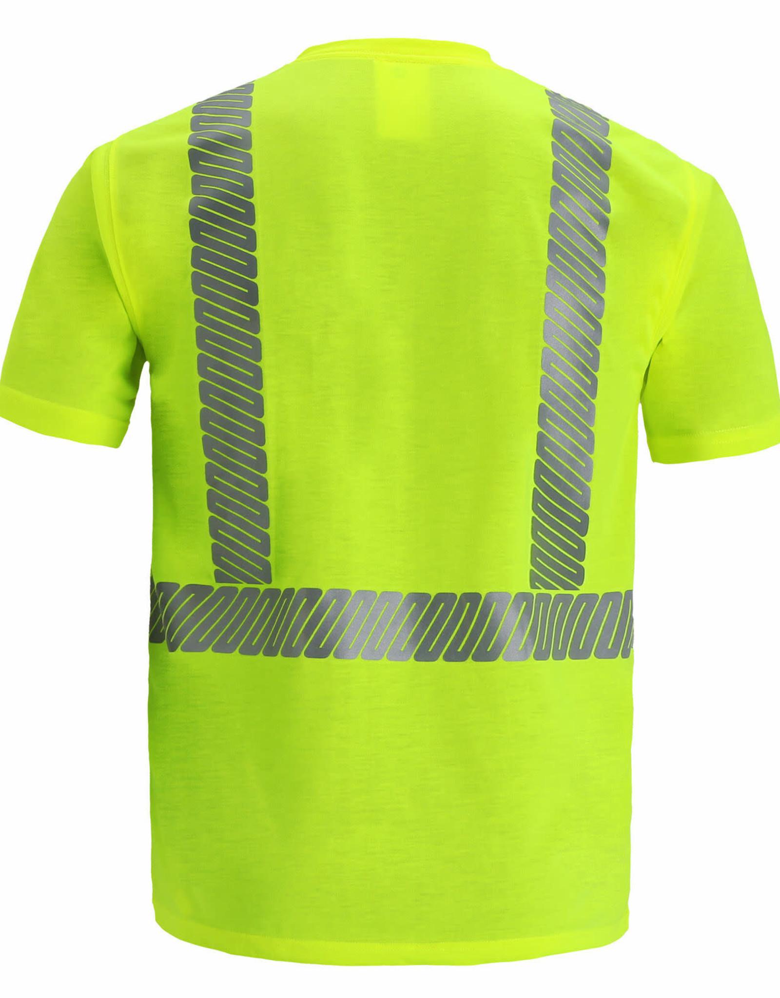 High Viz Lime Short Sleeve T-Shirt, TS105C-2, SZ. XL