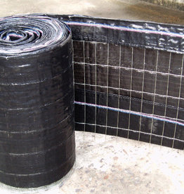 "Wire Backed Silt Fence, 10 gauge, 70 gram, SZ. 36"" x 330'"